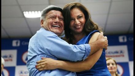 Marisol Espinoza dice que no se pronunciará sobre el supuesto plagio de Acuña