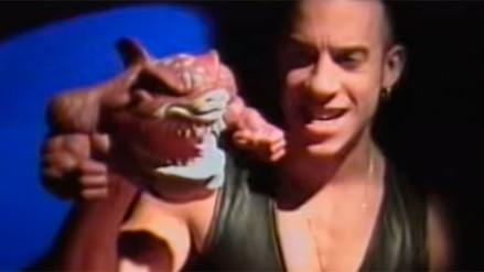 YouTube: los inicios de Vin Diesel como vendedor de juguetes en 1994