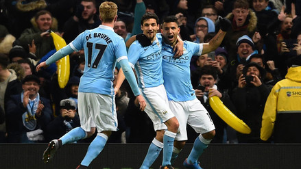 Manchester City avanzó a la final de la Capital One Cup en medio de polémica