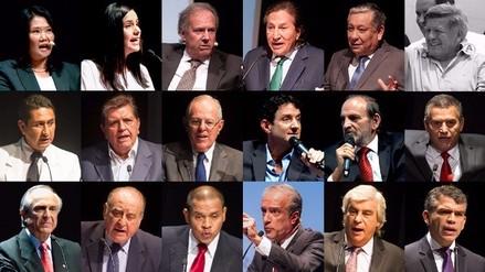 Propuestas de los candidatos presidenciales ante la corrupción