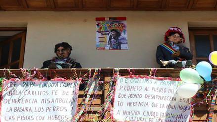Pobladores reviven tradicional Fiesta de los Compadres