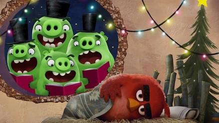 Angry Birds: Sony lanzó nuevo tráiler de la cinta