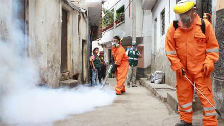 Campaña de limpieza contra plaga de roedores en el cerro San Cosme