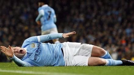 Manchester City: Kevin De Bruyne en riesgo de perderse la Eurocopa