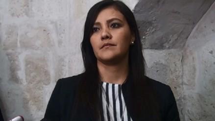 Yamila Osorio se reunirá con ministra Ortiz por ejecución de ramal del GSP