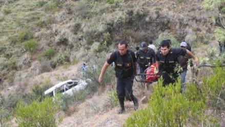 Hallan cuerpo de policía desaparecido en un abismo de 500 metros