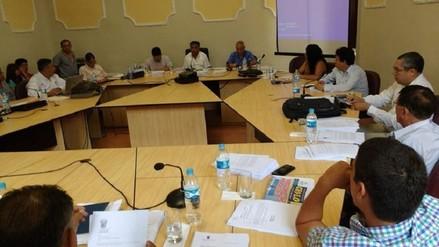 Conforman comisiones de trabajo en Concejo Provincial de Chiclayo