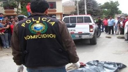Sicarios asesinan a empresario de construcción frente a su vivienda