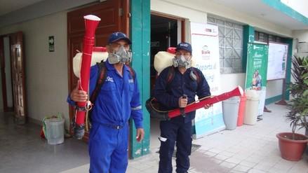 Moyobamba: altas temperaturas provocan proliferación de zancudos