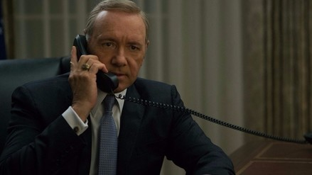 House of cards: confirman quinta temporada