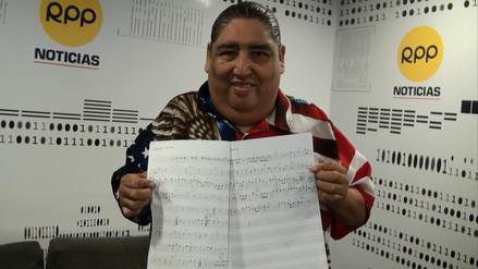 """Tongo a cantantes de 'Mueve el Totó': """"Plagiaron como Acuña"""""""