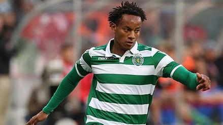 André Carrillo cerca de llegar al Benfica y esto opina el DT del Sporting Lisboa