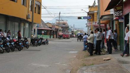 Sismo de 4.2 grados remece la ciudad de Moyobamba