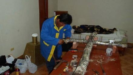 "Lambayeque: Logran restaurar ""Cruz de Chalpón de Olmos"""