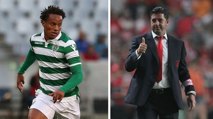 André Carrillo: DT del Benfica lo elogió, pero no confirmó su fichaje