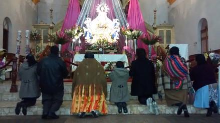 Puneños están listos para festividades por la Virgen de la Candelaria