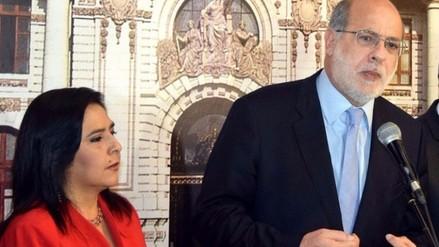 Abugattás y Jara encabezan lista del Partido Nacionalista al Congreso