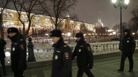 Rusia: Evacuadas dos estaciones ferroviarias de Moscú por aviso de bomba