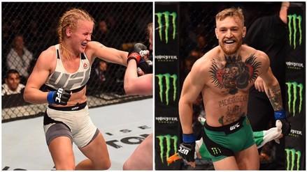 UFC 196: Conor McGregor y Valentina Shevchenko compartirán cartelera
