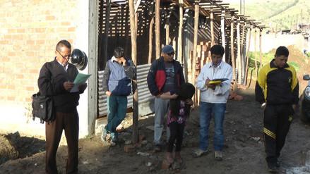 Huancayo: venden lotes de forma ilegal en franja marginal del río Florido