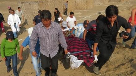 Huacho: hallan cuerpo de joven ahogado en playa El Colorado