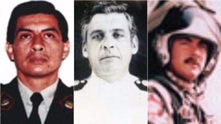 Estos son los héroes de la patria del conflicto del Alto Cenepa y la pacificación