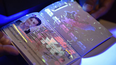 Los primeros 5000 pasaportes biométricos se emitirán el 26 de febrero
