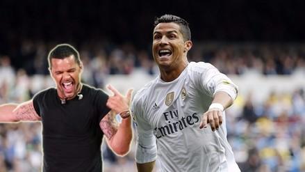 Instagram: Cristiano Ronaldo se grabó cantando tema de Ricky Martin