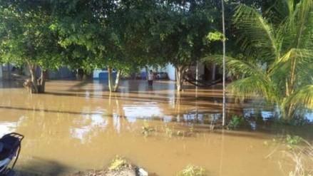 Oxapampa: fuertes lluvias dejan 20 casas inundadas