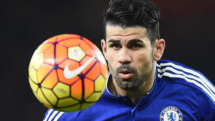 Twitter: Diego Costa cometió un blooper y luego ahorcó a un rival en la Copa FA