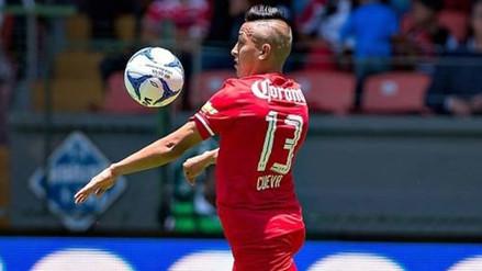 YouTube: Christian Cueva perdió un gol claro por intentar definir de 'sombrero'