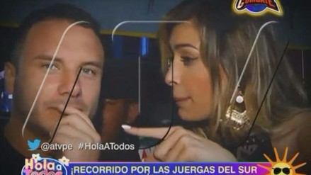 Así reaccionó Milett Figueroa tras ofensa de Jenko del Río