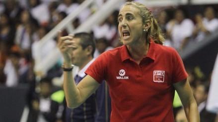 YouTube: Natalia Málaga tuvo fuerte altercado con jugadora (VIDEO)
