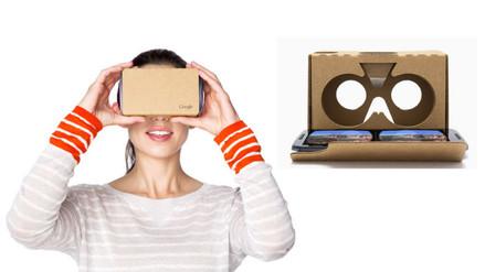 Google ya ha distribuido 5 millones de gafas Cardboard