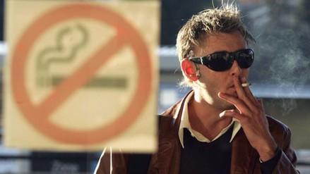 Películas sin humo: OMS pide que cintas donde se fume sean consideradas filmes para adultos