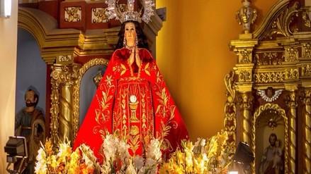Miles de turistas visitan Túcume por feria en honor a la Virgen Purísima Concepción