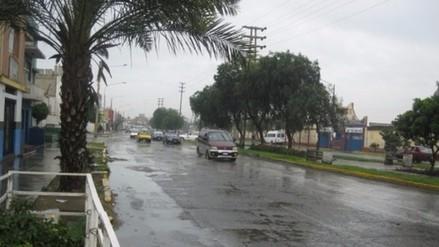Se registraron lluvias tras cuatro meses de escasez