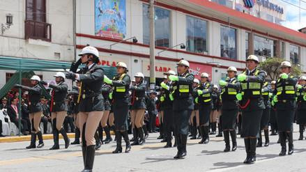 Huancayo: familiares se sumarán a paro policial convocado