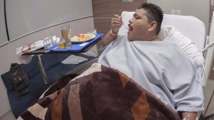 ¿El hombre más obeso del mundo murió por tomar bebidas energéticas?