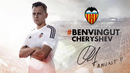 Real Madrid  Denis Cheryshev jugará la Copa del Rey con Valencia (VIDEO) 502db5599934e