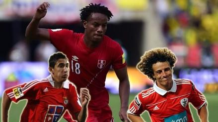 André Carrillo en Benfica: 8 cracks que la 'rompieron' y después emigraron