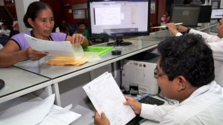 Reniec adelanta horario de atención en 27 oficinas ubicadas en la selva