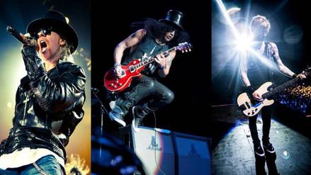 Guns N' Roses también dará concierto en México