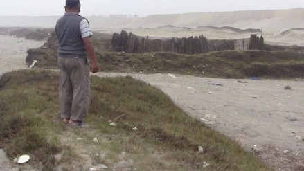 El 50 % de humedales de La Libertad han desaparecido