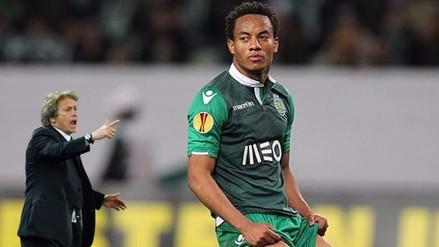 André Carrillo: fichaje sería una venganza del Benfica sobre el Sporting de Lisboa