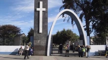 Fumigan cementerio La Apacheta para prevenir el zika
