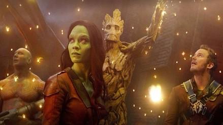 Guardianes de la galaxia 2: mira las primeras fotografías