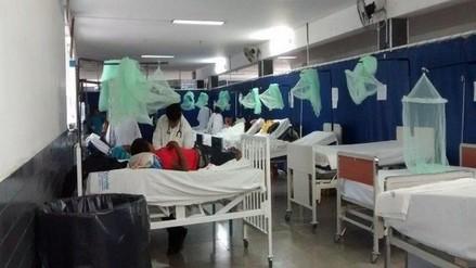 Dirección Regional de Salud reportó 64 casos de dengue confirmados
