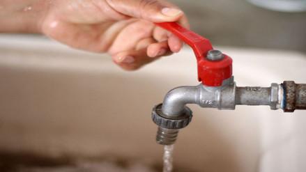 Sedapal anuncia corte de agua en 3 distritos de zona sur de Lima