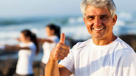 Estar en buena forma física reduce la mortalidad después del primer infarto